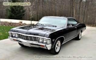 automobile trendz 1967 chevrolet impala ss