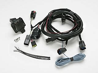 2006 Jeep Commander New Trailer Tow Wiring Harness Mopar
