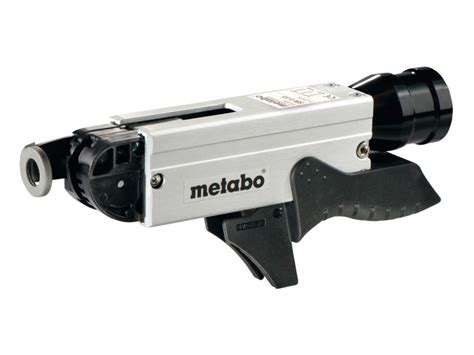 Metabo Se4000 Screwdriver metabo sm 5 55 screwdriver magazine attachment