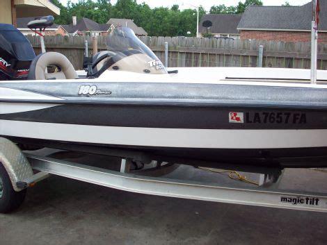 1999 triton tr 18 fishing boat for sale in lafayette la - Triton Boats Lafayette La