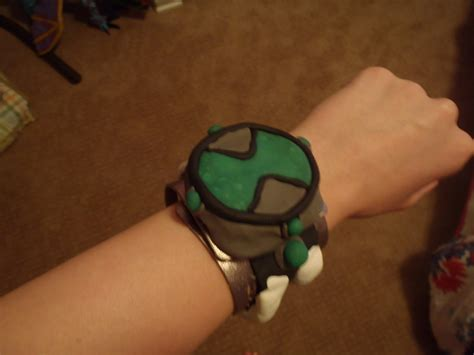 How To Make A Ben 10 Omnitrix Out Of Paper - ben 10 omnitrix by endeavor4ever on deviantart