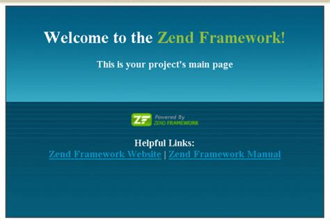 how to set layout in zend framework 2 install zendframework in windows