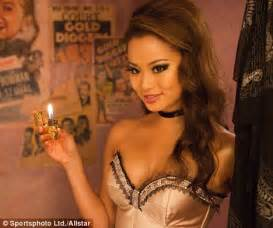 Jamie chung lingerie see the best of actress photos