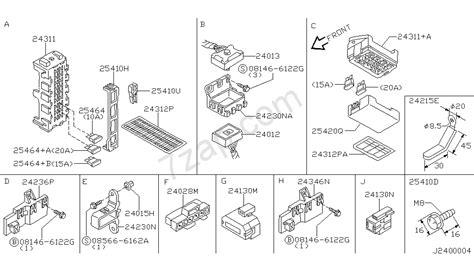 nissan civilian wiring diagram nissan automotive wiring