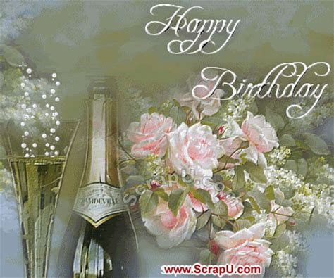 wine birthday gif card invitation sles birthday card for facebook