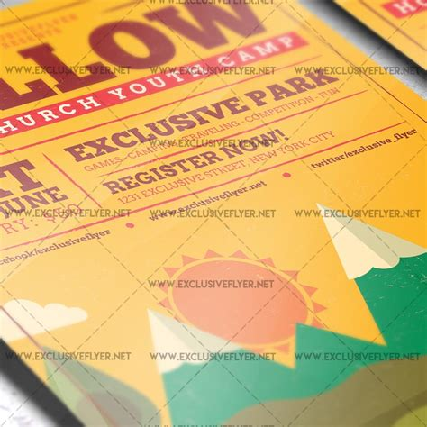 Youth C Premium A5 Flyer Template Exclsiveflyer Free And Premium Psd Templates Ii Flyer Template