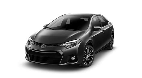 2015 Toyota Corolla Black 2015 Toyota Corolla Black 200 Interior And Exterior Images