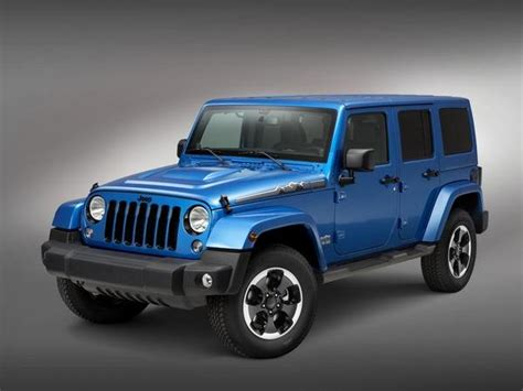 Jeep Wrangler Limited 2013 Jeep Wrangler Polar Limited Edition Car Review