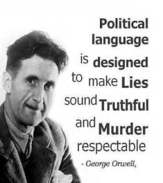 Orwells Essay On Language And Politics by George Orwell On Political Language Libertarian Network