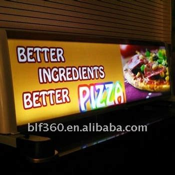 Car Roof Advertising Box - car roof advertising buy car roof advertising taxi top