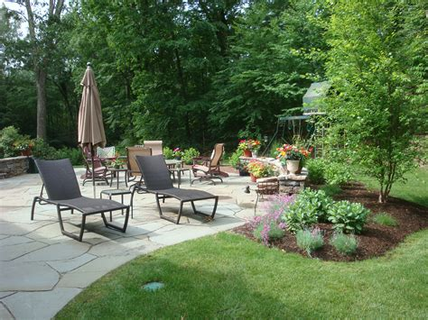 Landscape Patio Designs Patios Garden Designers Roundtable