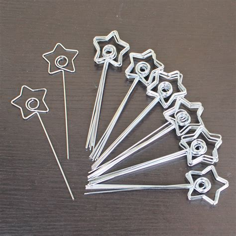 photo clips wire lot 50pcs diy star shape craft wire place card picture