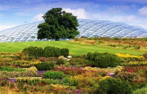 National Botanical Gardens Wales National Botanic Garden Of Wales And Places To Stay Great Gardens