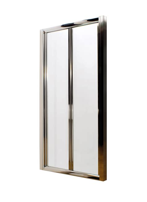 1100 Shower Door Pacific Bi Fold Shower Door 1100 X 1850mm Aqbd11