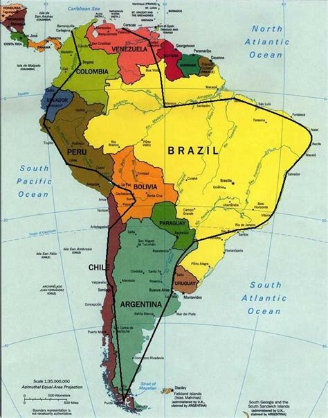 travel route map south america travel route list travels