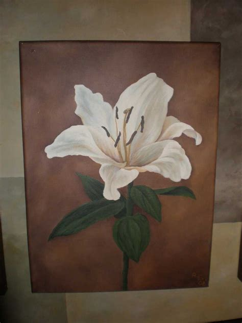 cuadros de rosas blancas pintar rosas blancas al oleo cuadros pinturas oleos arte