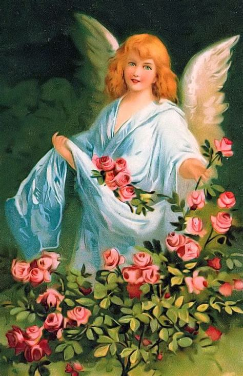 vintage angel angel wings pinterest heavens angel  angels  heaven