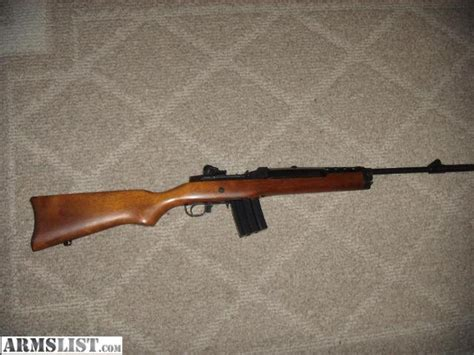 Rack Grade M1 Garand by Armslist For Sale Trade Mini14 184 Series Sale Or Trade