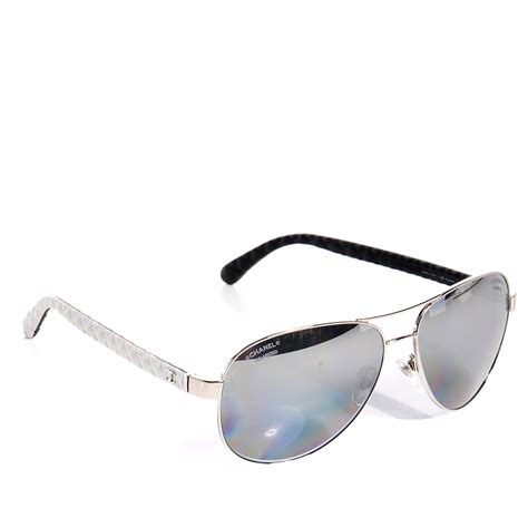 Sunglass Chanel 2 chanel 4195q aviator sunglasses www panaust au