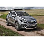 New 2017 Opel Mokka X Grey Color – Cool Cars Design