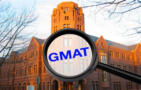 Mba Canada No Gmat by Gmat Scores For Top Business Schools