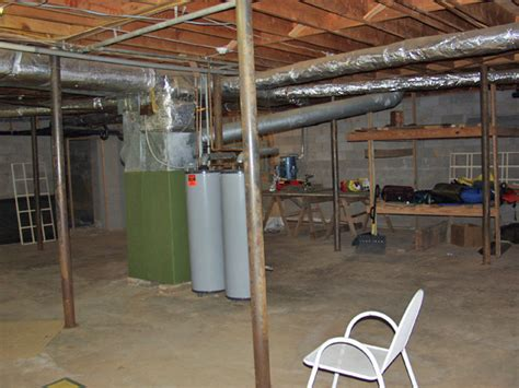 can you add a basement to a house already built remodel project finished basement greenbuildingadvisor
