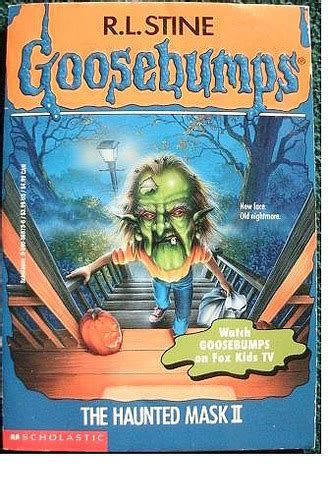 Goosebumps The Haunted Mask Ii R L Stine the haunted mask ii goosebumps r l stine