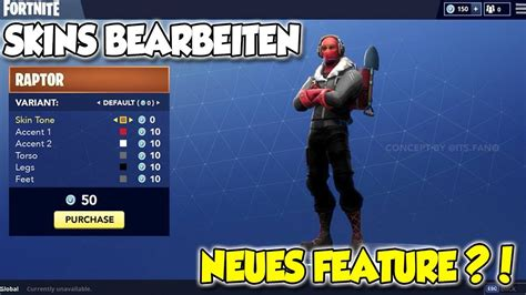 fortnite skin creator fortnite skin editor feature bearbeiten