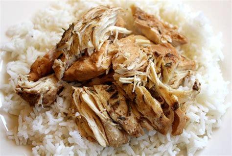 easy slow cooker recipes orange garlic chicken