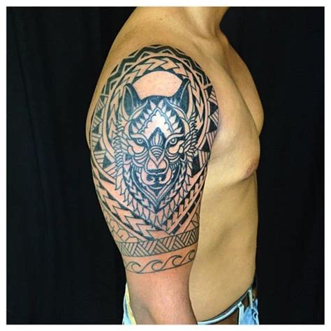 tribal strength tattoo 125 tribal tattoos for with meanings tips