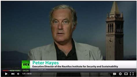 peter hayes nautilus institute for security and peter hayes nautilus institute for security and