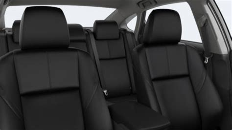 Rav4 How Many Seats by What Are Toyota Softex Seats