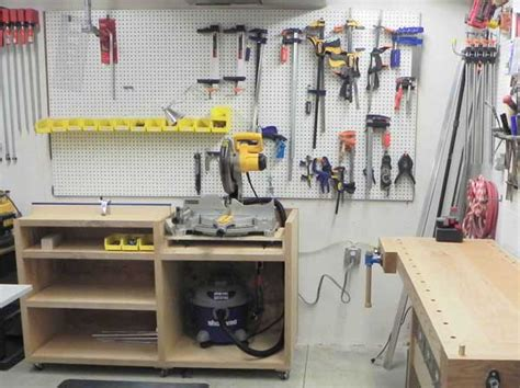 modified ultimate miter  station woodworking blog