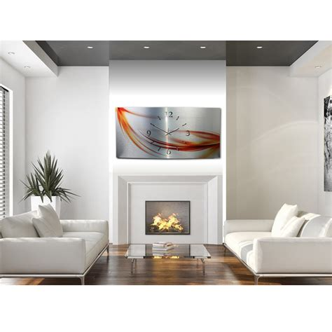 wohnzimmer uhren digitale wanduhr wohnzimmer surfinser