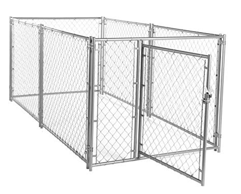 dog pen sections chain link dog kennel lucky dog chain link pet kennel