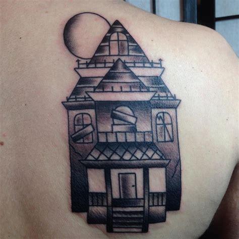 haunted house design plans 15 haunted house tattoo designs ideas design trends premium psd vector downloads