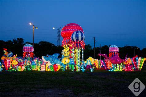 lights of nashville china lights festival nashville guru