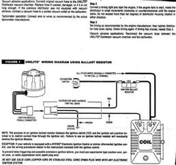 Mallory Ignition Parts Mallory Ignition Wiring Diagram Free Sle Mallory