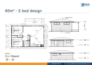 Garage Conversion Floor Plans by Granny Flat Brochure V11b