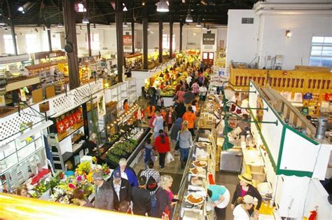Lancaster Handmade Market - inside the market picture of central market lancaster