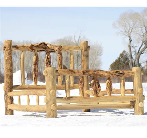 log bed frame pdf make log bed frame plans free