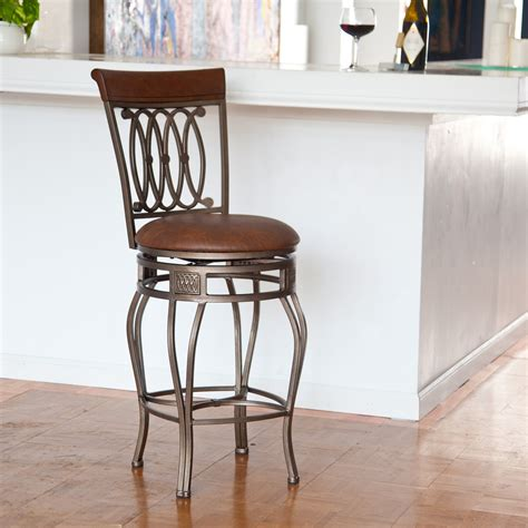 28 Swivel Bar Stool by Hillsdale Montello 28 In Swivel Counter Stool Bar