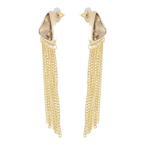 Triangle Statement Earrings buy jewellery earrings fashion bags crunchy
