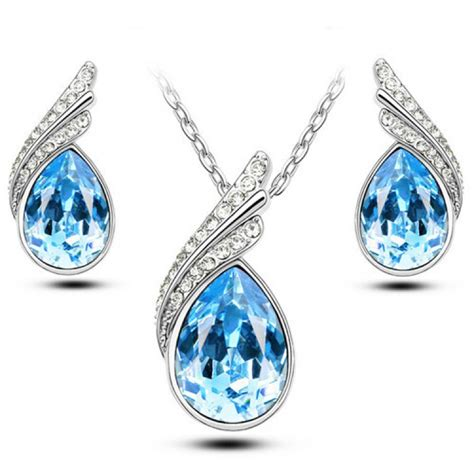 metal sts for jewelry 2016 austrian jewelry sets for fashion