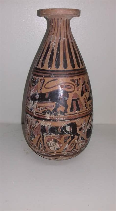 vasi etruschi metropolitan museo riproduzioni etrusche vasi a figure