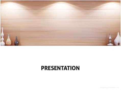 powerpoint presentation templates for interior designing free interior design powerpoint template