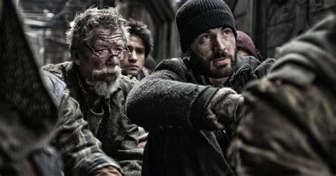 stylish snowpiercer takes  cold   class divisions