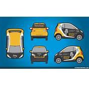 Vehicle Wrap Smart Car  Stef Marcinkowski