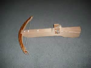 Handmade Crossbow - crossbow