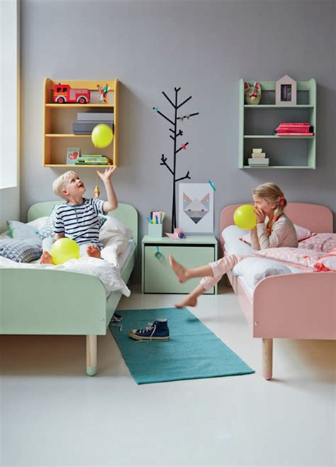 pepper and buttons best boy girl shared room ideas 6 habitaciones infantiles compartidas pequeocio